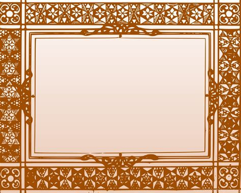 brown frame  backgrounds frames  frames backgrounds