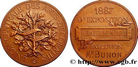 iii republic m 233 daille de m 233 rite de l union centrale des arts d 233 coratifs au fme 412270 medals