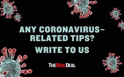 Coronavirus Deal Write Any Related Pandemic Global