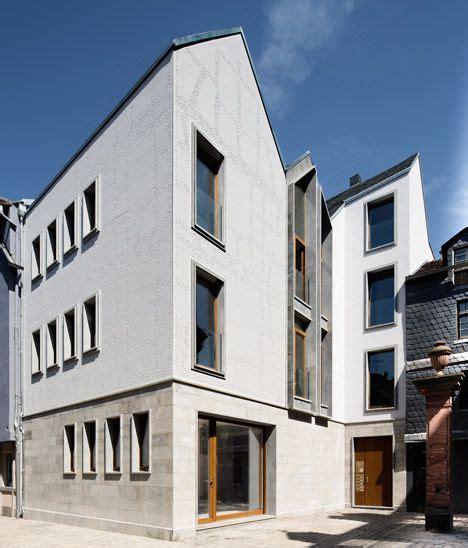 Moderne Häuser Frankfurt by Kleine Rittergasse 11 By Franken Architekten
