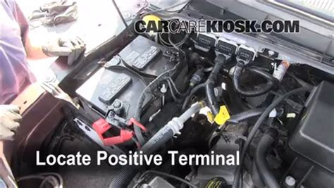 ford  battery replacement ford