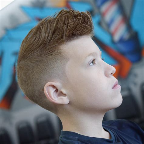 top  cool boy haircuts  hairstyles