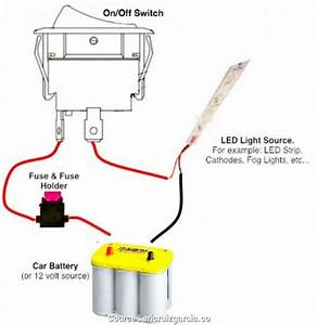 12v Switch Wiring Diagram