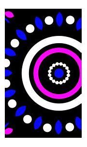 Circle Colorful Shapes Digital Art Geometry HD Abstract ...