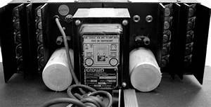 History Files  The Crown Dc300 Amplifier Leads The Solid