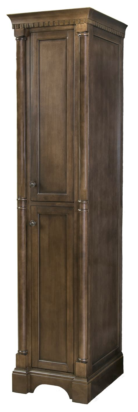 vintage linen cabinet renee cabinets and mirrors home surplus view 3240