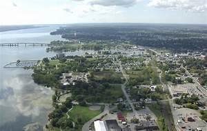 Belleville Harbor In Belleville ON Canada Harbor