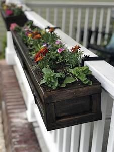 Maggie, U0026, 39, S, Porch, Hanging, Flower, Box