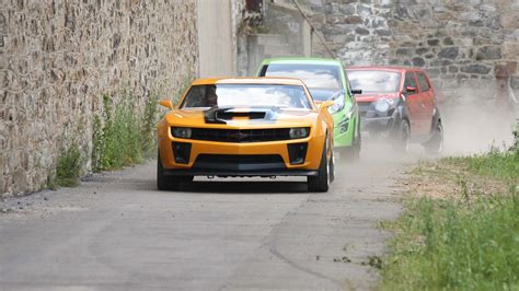 Transformers 2 Movie Pushes Camaro Sales Over The Top