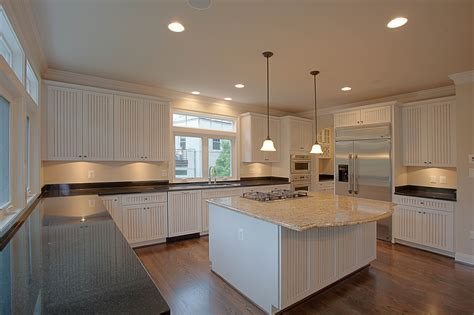 kitchens with different colored islands with your kitchen how to choose a different 8789