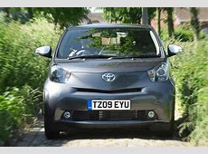 Toyota iQ city car pictures Carbuyer