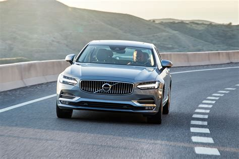 Review Volvo S90 by New Volvo S90 D5 2016 Review Auto Express
