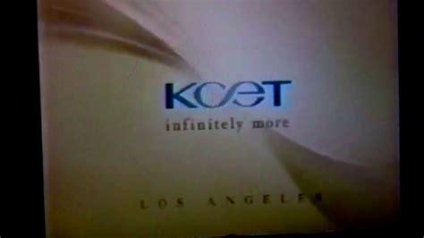 Kcet Logo 2003 Long Version