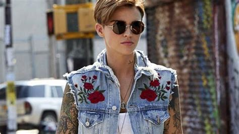 ruby rose nz ruby rose opens up about her androgynous style stuff co nz