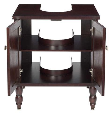 clever pedestal sink storage design ideas pedestal