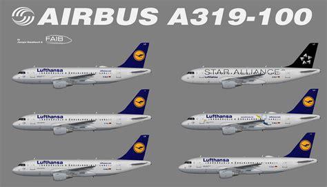 bureau lufthansa lufthansa airbus a319 juergen 39 s paint hangar