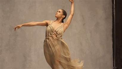 Misty Copeland Paintings Absolutely Iconic Stunning Ballet