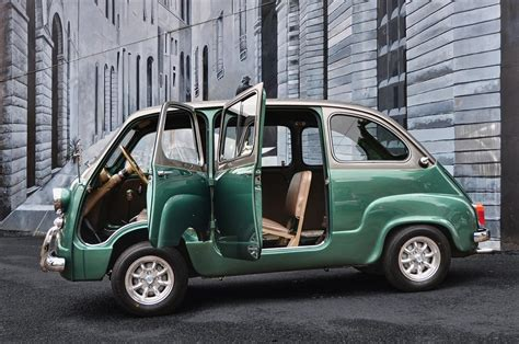 Fiat 600 Multipla For Sale by 1959 Fiat 600 Multipla Sports Car Shop