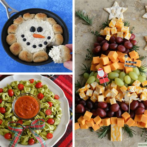 christmas decorated appetizer ideas appetizers 20 creative and appetizers