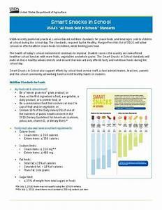 Smart Home Standards : usda smart snacks in school standards daily american home ~ Lizthompson.info Haus und Dekorationen