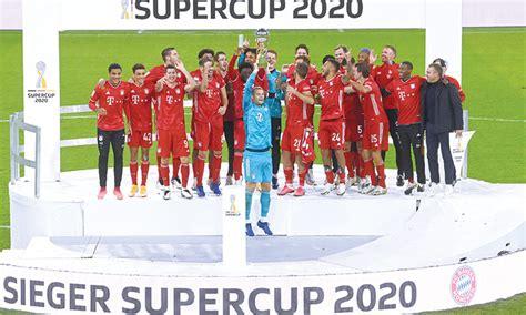 Bayern down Dortmund to win German Super Cup - GulfToday