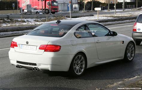Spy Shots 2011 Bmw M3 Facelift