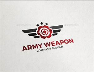19+ Gun Logo Designs, Ideas, Examples | Design Trends ...