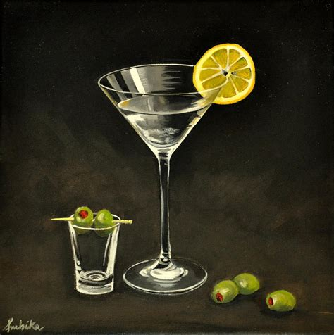 martini olive martini and olives by ambika jhunjhunwala