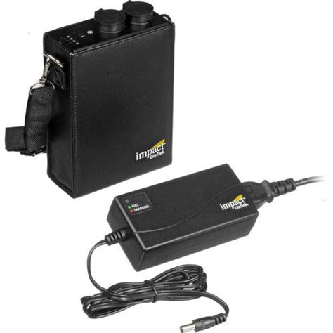 impact mini litetrek lt battery pack ebay