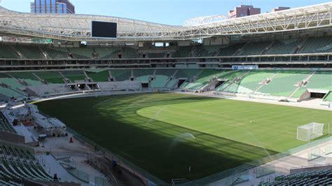 Arena Palestra Italia - bluecube