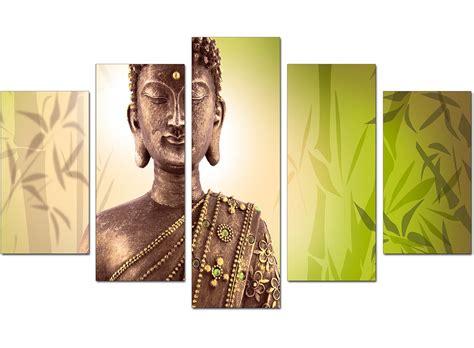 Large Buddha Canvas Wall Art - Elitflat