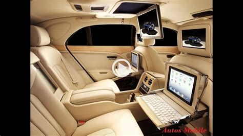 Top 10 Luxury Car Interiors Brokeasshomecom