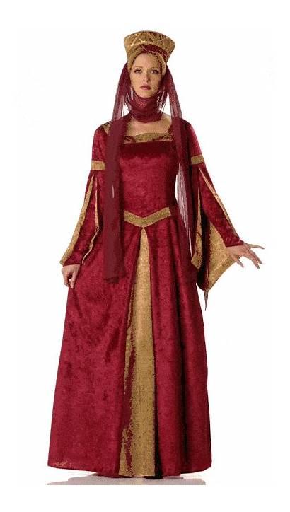 Costume Maid Marian Marion Renaissance Adult Princess