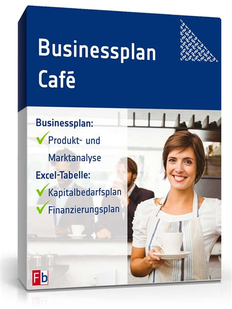 businessplan cafe