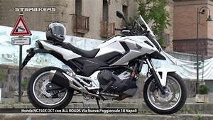 Honda Nc 750 X Dct : honda nc750x dct in prova con all roads napoli youtube ~ Melissatoandfro.com Idées de Décoration