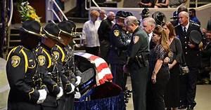 Mourners pack Baton Rouge church to honor slain sheriff's ...