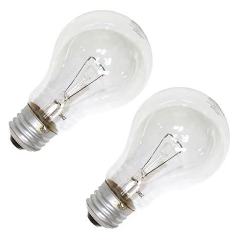 westinghouse 0398599 25a19 2 a19 light bulb