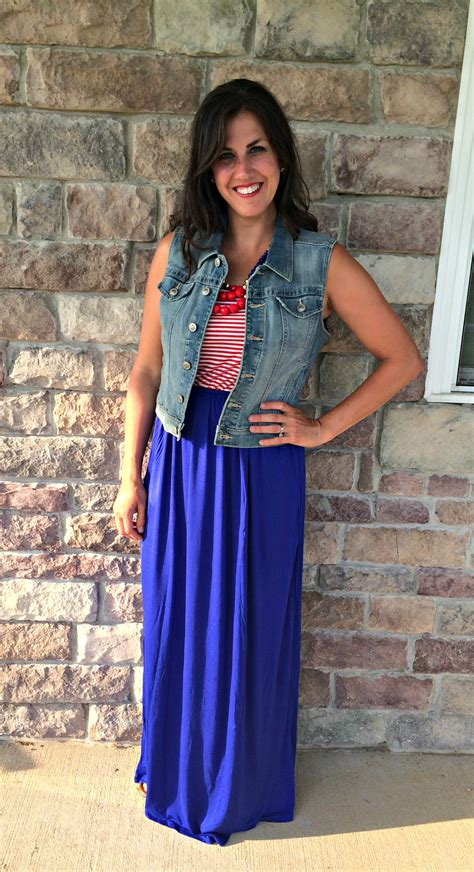 What I Wore Real Mom Style Patriotic Style Realmomstyle