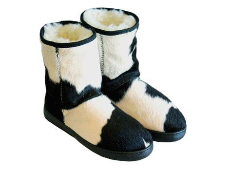 Cowhide Ugg Boots by Ugg Boots Calfskin The Cowhide Company