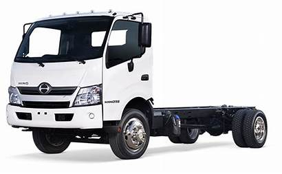 Hino Trucks Truck Chassis Cab Telematics Models