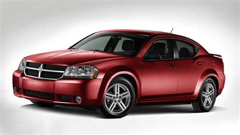 dodge avenger overview cargurus