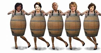 Pelosi Nancy Bikini Gifs Counting Views Barrel
