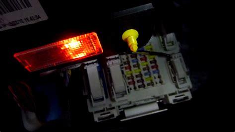 location   passenger compartment fuse box