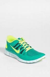 Neon Nike Shoes on Pinterest