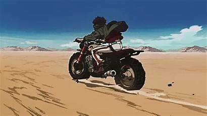 Anime Motorcycle Bikes Motorcycles Megalobox Joe Resemble