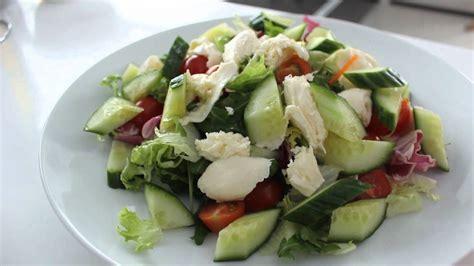 Svaigi salāti ar garšvielu maisījumu Provance - YouTube
