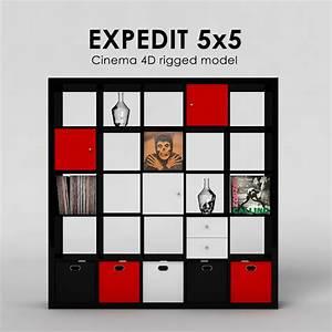 Ikea Expedit 5x5 : ikea expedit 5x5 3d 3ds ~ Eleganceandgraceweddings.com Haus und Dekorationen