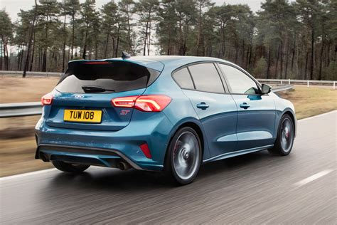 Neuer Ford Focus St by New 2019 Ford Focus St Is Hotter Than Pictures