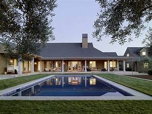 Traditional, Napa, Wine, Country, Retreat, With, A, Contemporary, Twist