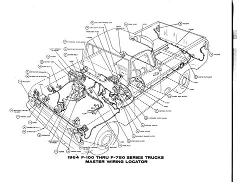 auto wiring diagram  ford      truck